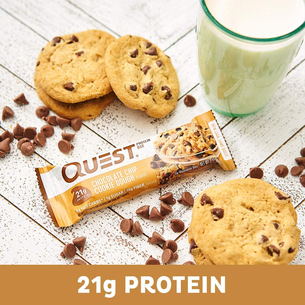 best-protein-bars-for-weight-loss-quest-bar