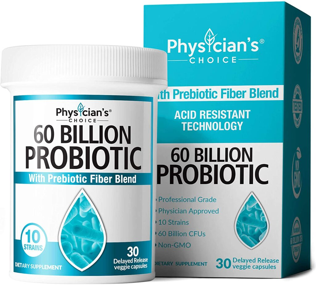 weight loss pills probiotics