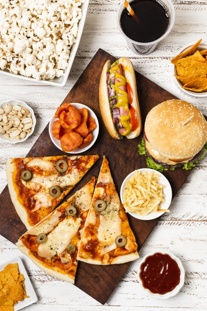 tips to prevent weight gain - avoid bad snacks
