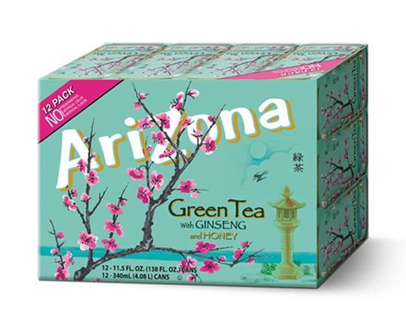 Does Arizona Green Tea Have Caffeine?