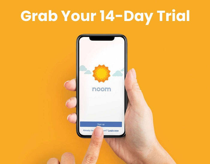 Noom 14 day free trial