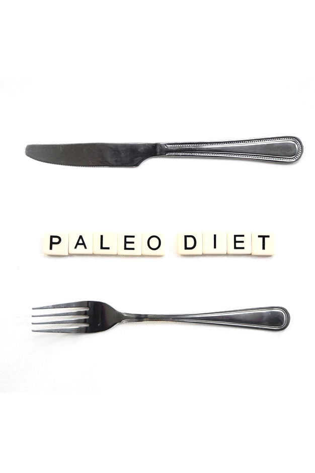 What does paleo diet consits of?