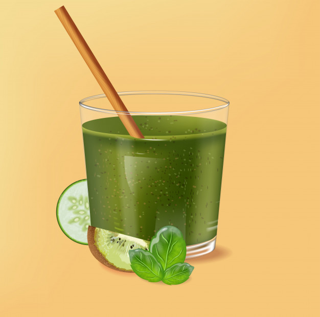 cucumber smoothie you can include in the cucumber diet