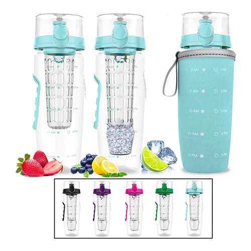bevgo infusion water bottle