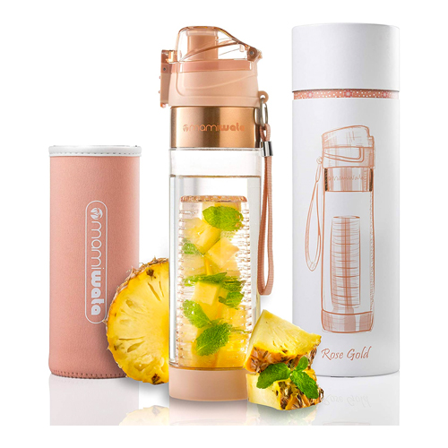 infusion water bottle by mami wata