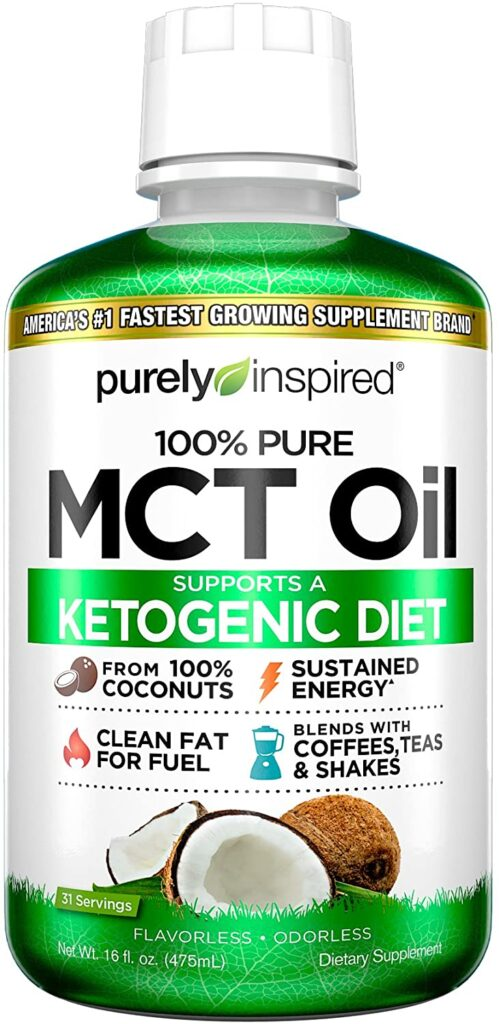 best mct oil for weight loss