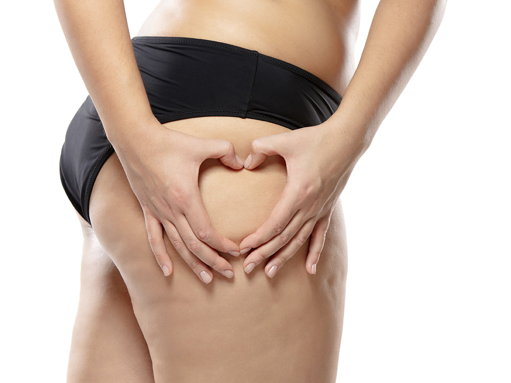 how to lose hip with or without exercises