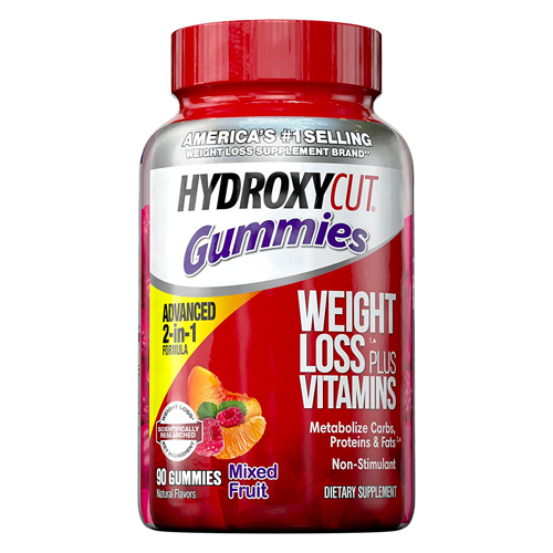 weight loss gummies by hydroxycut